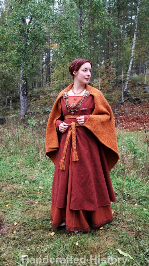The Viking Amber Project | Handcrafted History Ancient Vikings Clothing